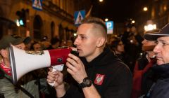 Marsz Polski Niepodleglej we Wroclawiu