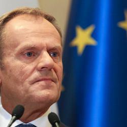 Europejskie danie - geje i muzułmanie. Tusk jako kelner Europy straszy dziennikarzy prawicy