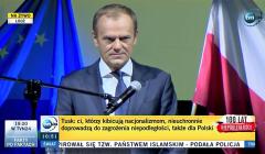 Tusk z TVN24