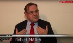 Robert Majka, fot. TV Podkarpacka, YouTube