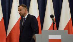 Prezydent Andrzej Duda wetuje ustawe o ordynacji wyborczej do PE