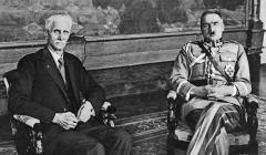 Ignacy Daszyński i Józef Piłsudski