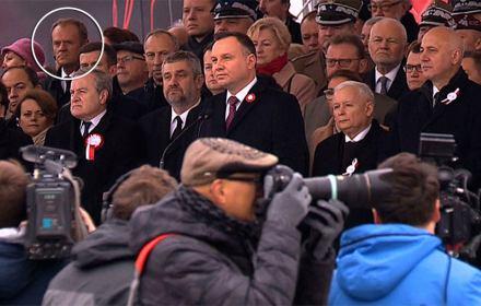 """Andrzej Duda nie przywitał Donalda Tuska. Prezydent Europy jako """"prywatny obywatel"""""""