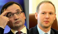 Zbigniew Ziobro, Marek Chrzanowski, fot. Agencja Gazeta