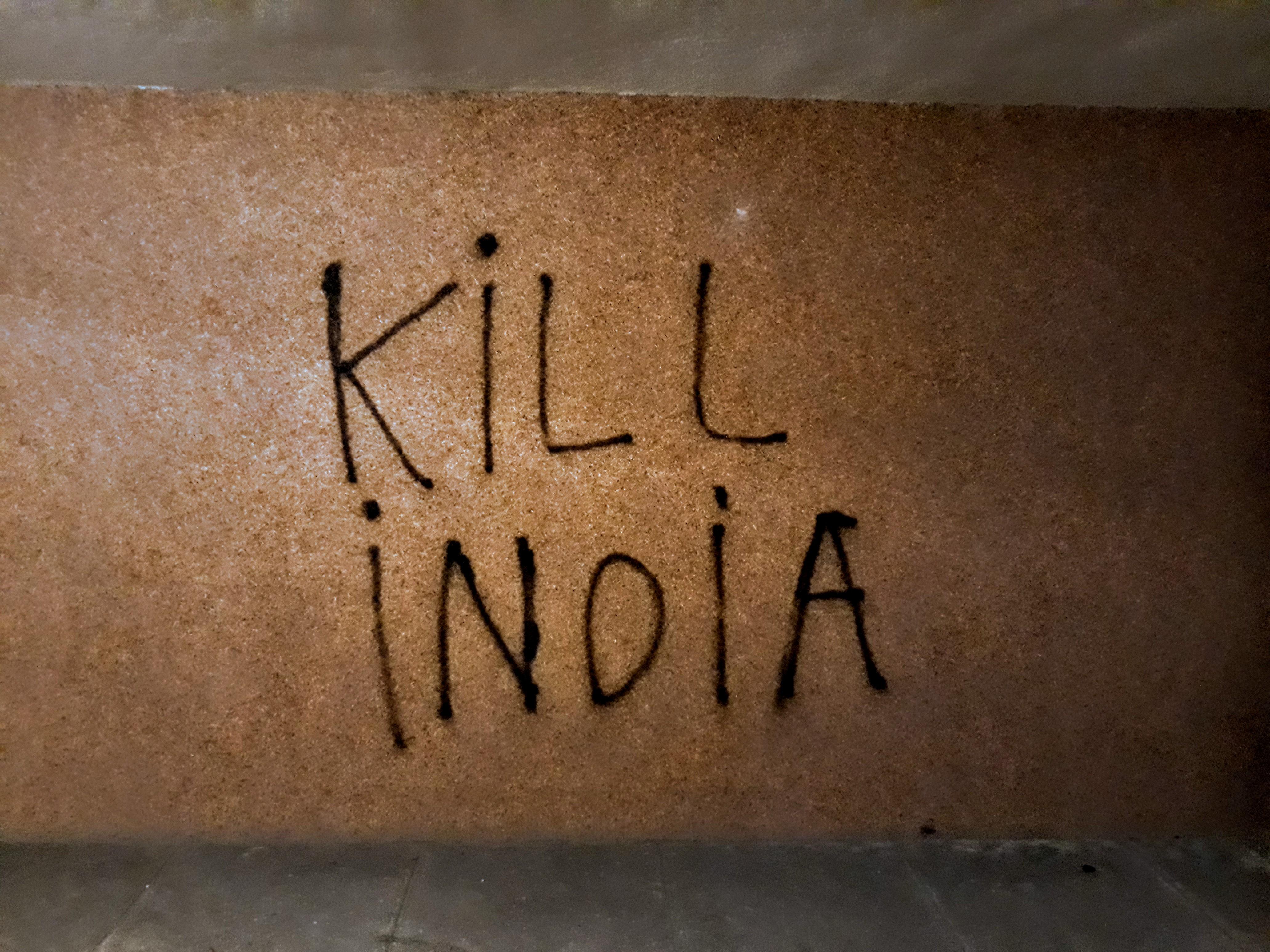 kill india, fot. Przemysław Witkowski