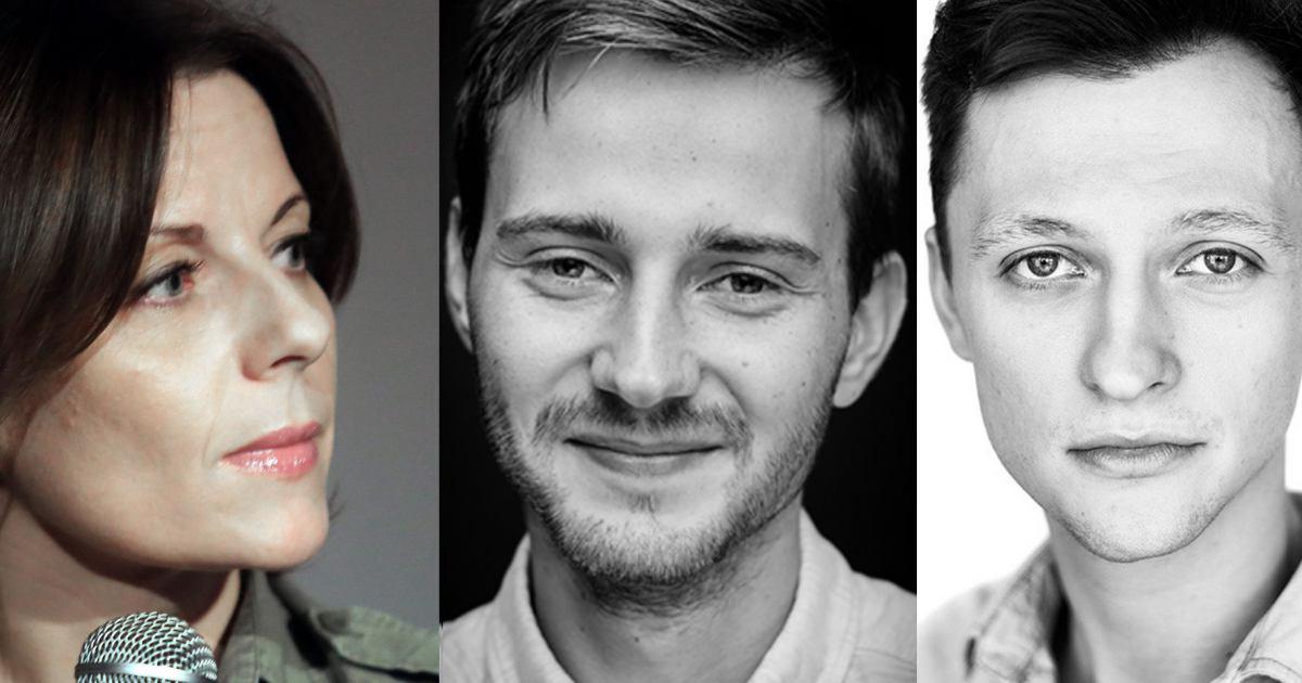 Dziennikarze OKO.press, Bianka Mikołajewska, Konrad Szczygieł, Sebastian Klauziński