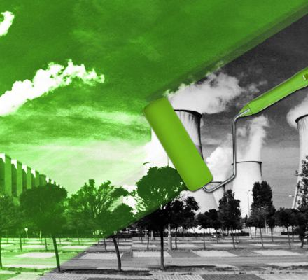 Zielony dym. Truciciele sponsorują negocjacje klimatyczne