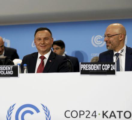 Na COP24 Polska chce grać w zielone. Ale nie umie, choć wyda na to ćwierć miliarda zł