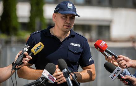 W żadnym momencie wskazana kobieta nie informowała policjantów, że na pendrivie mogą znajdować się informacje mogące stanowiące tajemnicę dziennikarską
