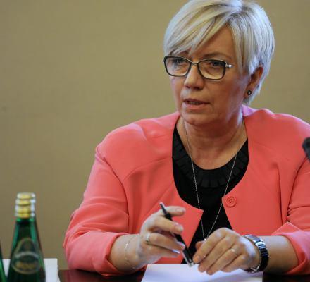 Przyłębska obsadzi dwa miejsca w Państwowej Komisji Wyborczej. Muszyński jest chętny