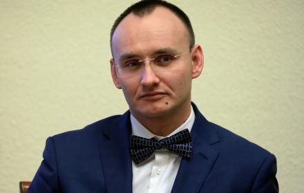 Na zdjęciu: Mikołaj Pawlak, nowy Rzecznik Praw Dziecka