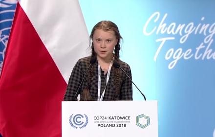 """""""Chcę, żebyście panikowali"""". Greta Thunberg człowiekiem roku """"Timesa"""""""