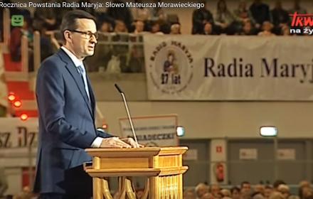 Jak premier Morawiecki zmierzył siłę miłości o. Rydzyka do Ojczyzny - pyta poseł Brejza