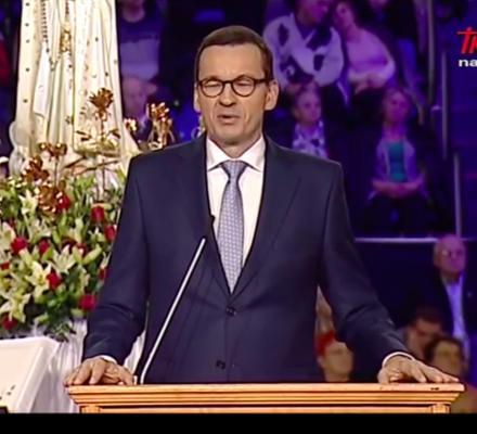 Premier: módlmy się za tych, którzy nie kochają Polski tak jak my. Kronika Skórzyńskiego (1-7 grudnia 2018)