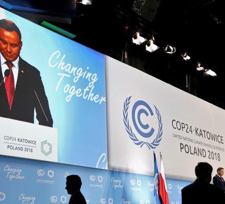 COP24 rozgrzał sieć. Świat martwi się o klimat, a w Polsce atak na Greenpeace i Niemcy