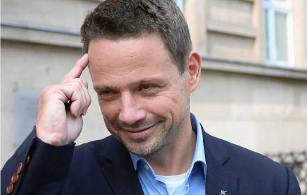 """Rafał Trzaskowski w """"Wydarzeniach i opiniach"""" Polsat News"""