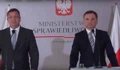 Zbigniew Ziobro feat Michał Wójcik