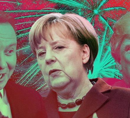 Orędzie Dudy - bajki dla grzecznych Polaków. Porównaj z poważną mową Merkel (i tweetami Trumpa)