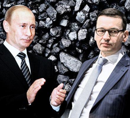 """Import węgla z Rosji dwa razy większy niż w 2015 roku. """"Nikt nie robi lepszego dealu z Putinem niż PiS"""""""