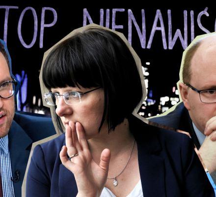 Ordo Iuris i Kaja Godek nie chcą walki z mową nienawiści