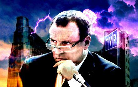 Burza wokół TVP nie cichnie. PiS broni swojej maszyny propagandowej