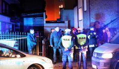 Pożar klubu escape room w Koszalinie
