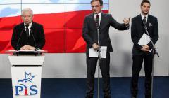 Jarosław Kaczyń, Zbigniew Ziobro, Patryk Jaki