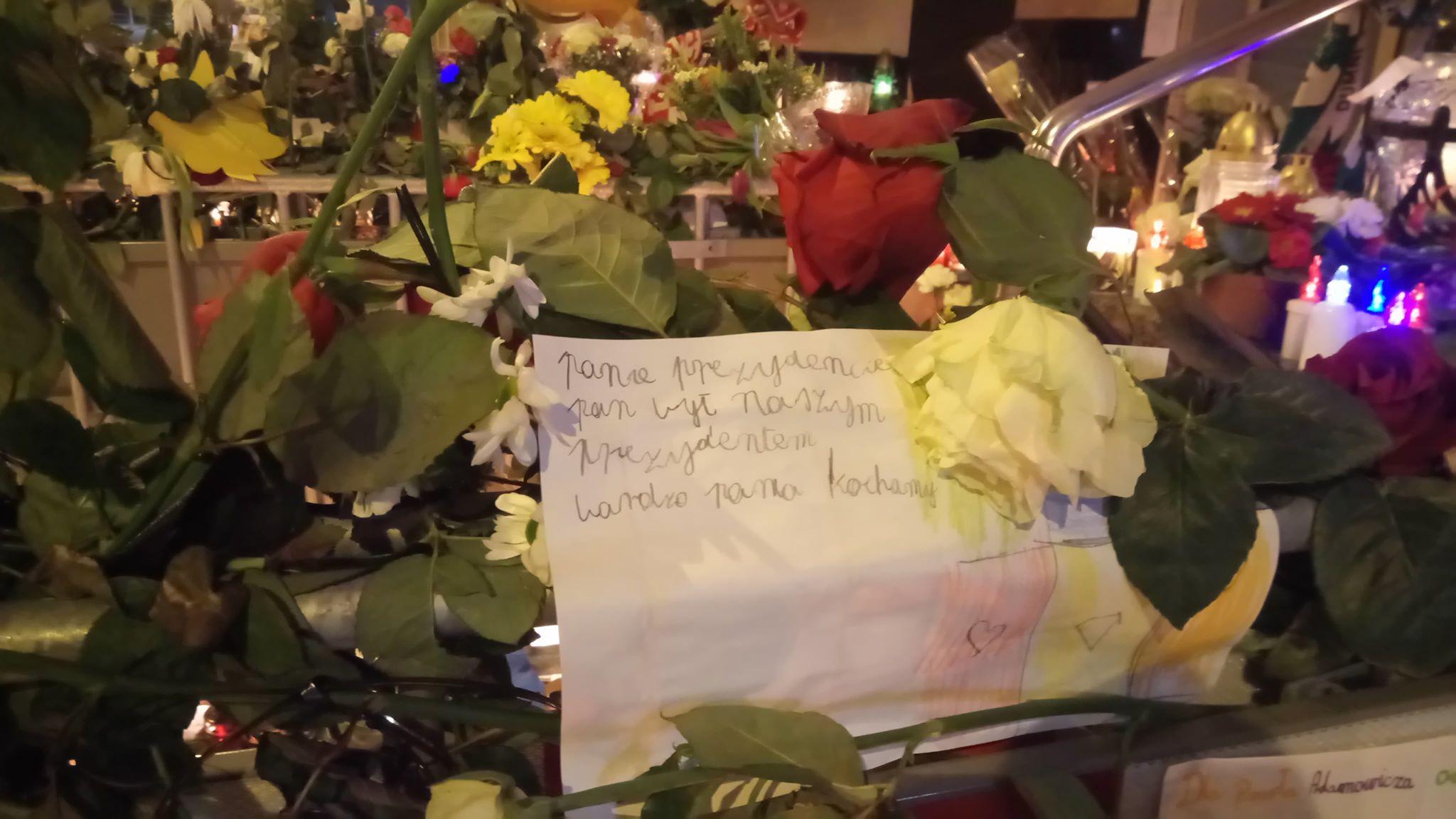 Gdańsk po śmierci Pawła Adamowicza