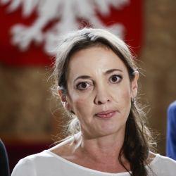 Prezes Sądu Okręgowego w Krakowie Dagmara Pawelczyk-Woicka wansowała sędziego z karą dyscyplinarną