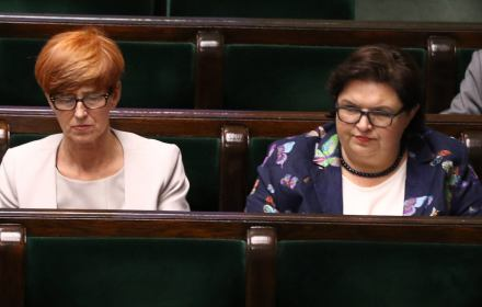 Wiceminister Bojanowska do dymisji. Ale skandaliczny projekt nie był jej samowolą