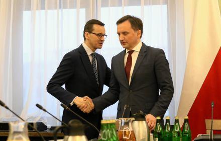 Spotkanie premiera z klubami w Sejmie