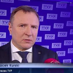 Narodowy nadawca fałszu. Jacek Kurski kłamie o oglądalności TVP w ostatnich latach