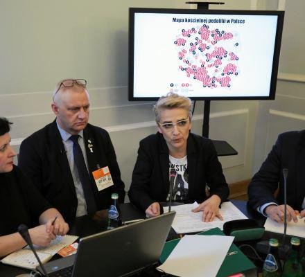 Na mapie kościelnej pedofilii przybyło 295 sprawców i ofiar