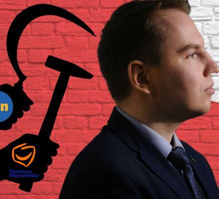 Andruszkiewicz przegrywa w internetach. Porażka jego akcji #MuremZaAndruszkiewiczem