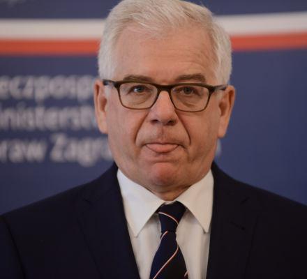 Ministerstwo dziwnych kroków: Czaputowicz złamał unijną jedność i zraził do nas Irlandię. Po co? Nie wiadomo