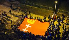 Uroczystosci pogrzebowe Pawla Adamowicza w Gdansku . Kondukt zalobny