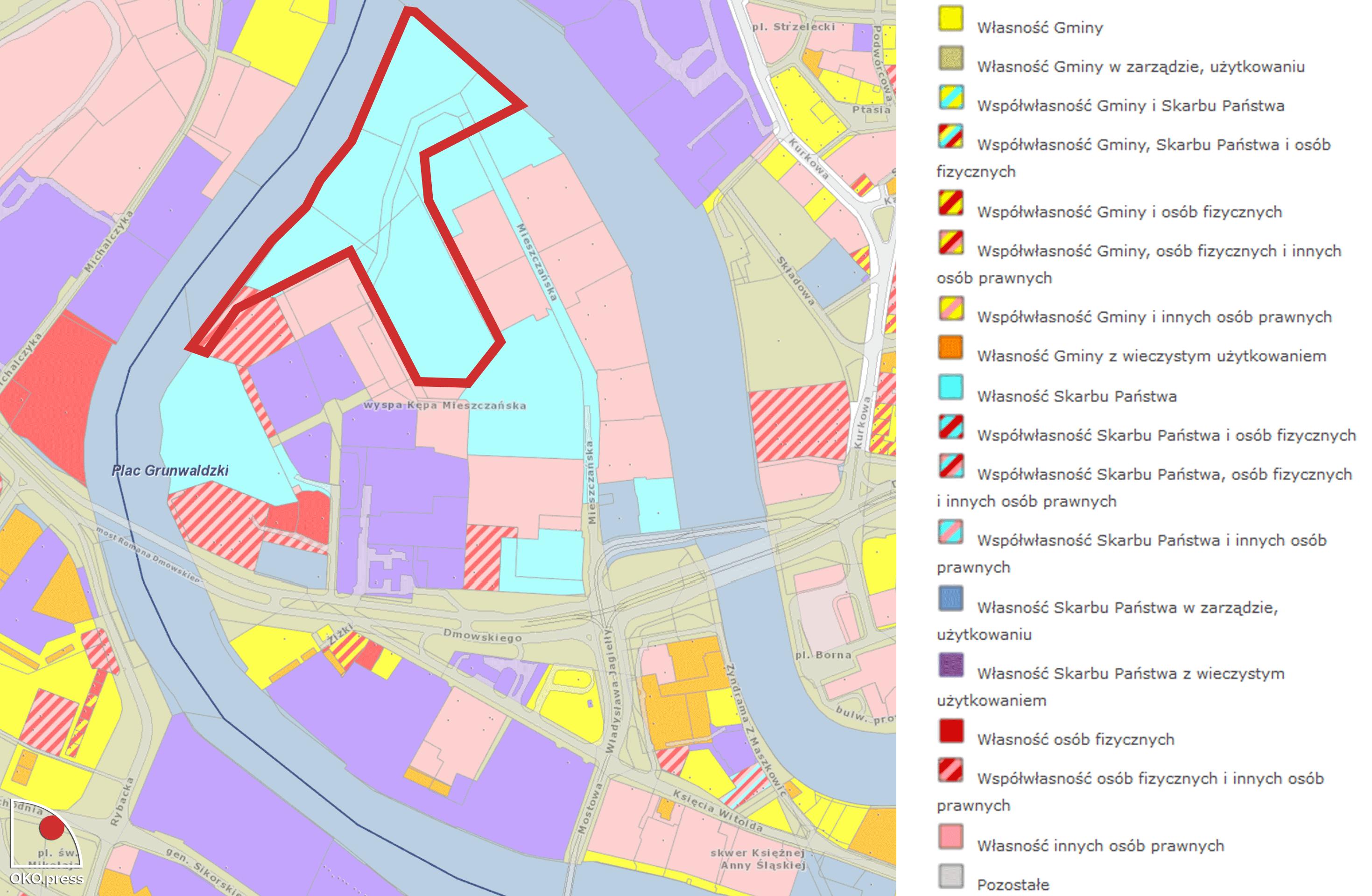 Mapa własności