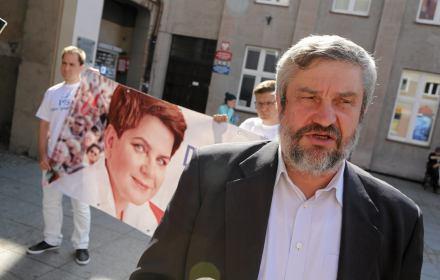 Minister Ardanowski bez żadnych dowodów oskarża Ukraińców o pomór świń na zachodzie Polski