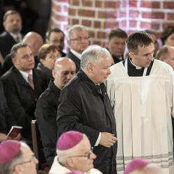 Kaczyński o Wiośnie Biedronia: