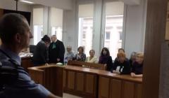 Posiedzenie sądu w sprawie zażalenia na decyzję o umorzeniu postępowania wobec agresywnych nacjonalistów
