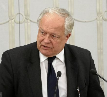 """Sędzia Zabłocki odchodzi z SN po rozporządzeniu Dudy. """"To była najtrudniejsza decyzja w moim życiu"""""""