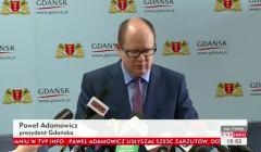 Paweł Adamowicz, TVP Info