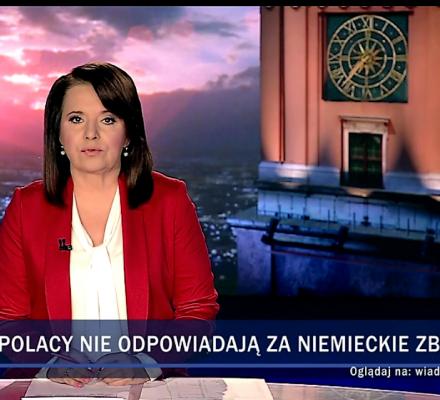 """Antysemityzm w mediach prorządowych. Trzy przykłady: """"Wiadomości"""", Mularczyk, Waszczykowski"""