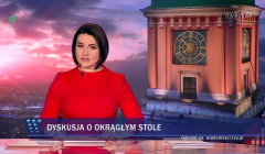 Edyta Lewandowska, Wiadomości TVP o okrągłym stole, 6 lutego 2019