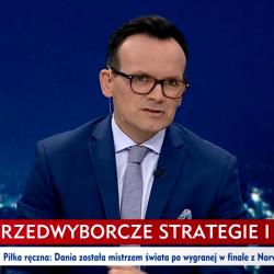 """Działacz """"Wiosny Biedronia"""" w TVP: PO było gorsze dla praw kobiet niż PiS. Co takiego?!"""
