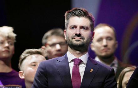 """Rozmowa z Grzegorzem Wysockim, """"Gazeta Wyborcza"""""""