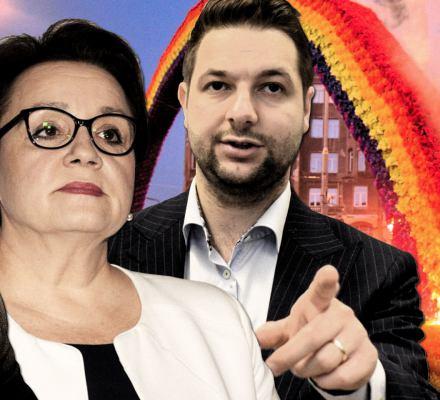 LGBT+ nowym paliwem wyborczym. PiS szczuje według scenariusza