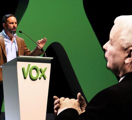 PiS znalazł bliźniaka w Hiszpanii. Nazywa się Vox. Razem idą osłabiać UE