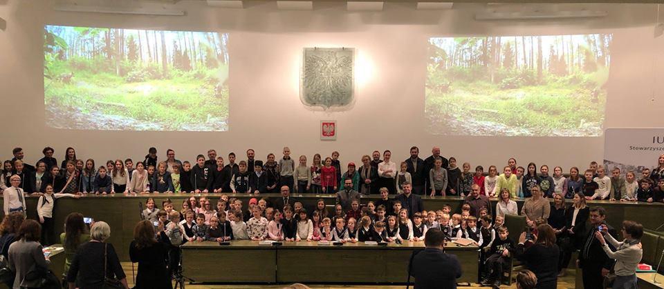 proces Wilka, Sąd Najwyższy, 15 marca 2019, fot. Iustitia
