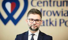 Profesor Maciej Banach dyrektor CZMP w Lodzi